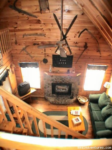 - Luxury Log Cabin Rentals with Hot Tub