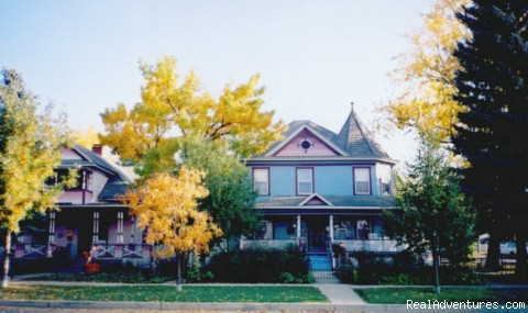 Holden House Victorian 1902 Bed & Breakfast Inn Colorado Springs, Colorado Bed & Breakfasts