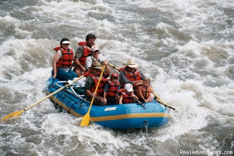Everyone can raft! (#3 of 3) - CO. Whitewater Rafting and Guided Float Fishing