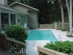 Hilton Head Island Beach and Golf Home Hilton Head Island, South Carolina Vacation Rentals