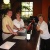 Wine tasting at Charles Cimicky Premium Wines
