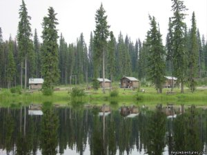 Finger Lake Wilderness Resort-GETAWAY,Relax&Unwind Vanderhoof, British Columbia Vacation Rentals