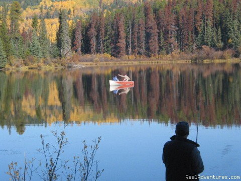 Typical Autumn Day - Finger Lake Wilderness Resort-GETAWAY,Relax&Unwind
