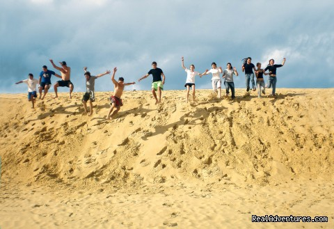 - Broadreach Summer Adventures for Teens