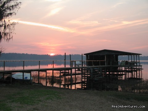 Sunset - Hampton Lake Bed & Breakfast
