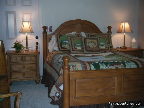 Angler Room - Hampton Lake Bed & Breakfast