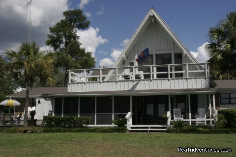 Hampton Lake Bed & Breakfast Bed & Breakfasts Hampton, Florida