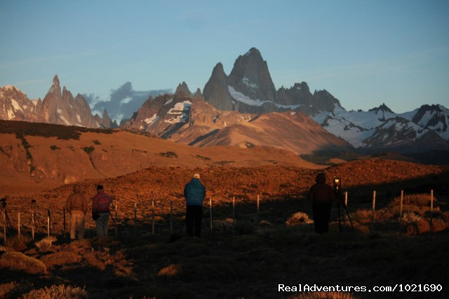 Fitz Roy Massif - Patagonia Travel Adventures