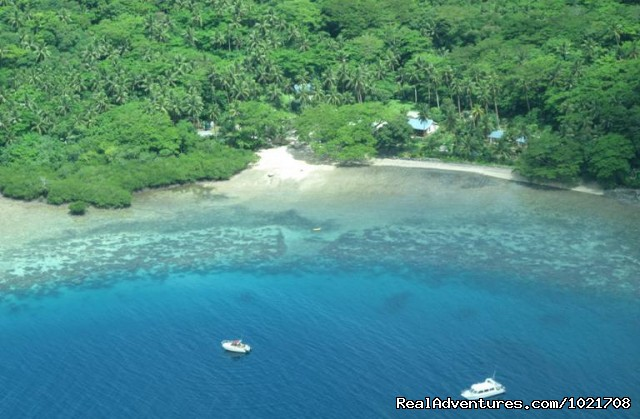 Sau Bay Fiji Retreat-Romance..Scuba...Getaway