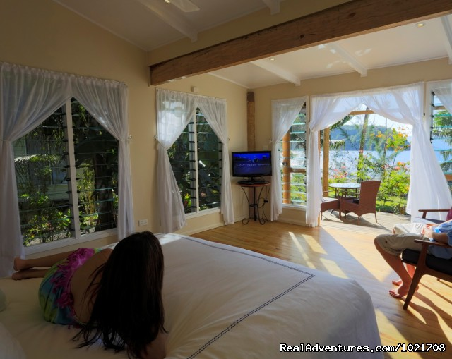 - Sau Bay Fiji Retreat-Romance..Scuba...Getaway