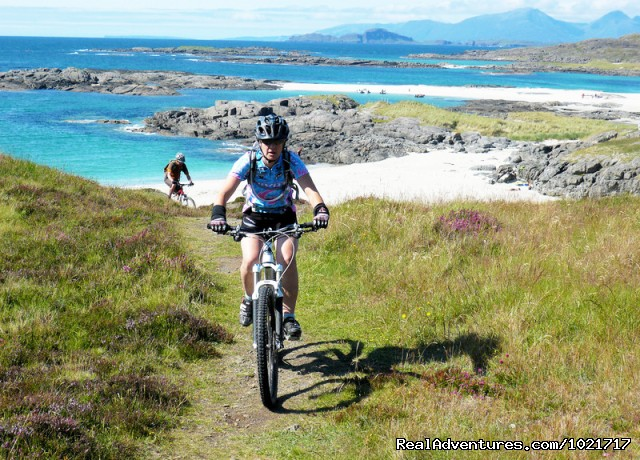 Mountain Biking Scotland - BikeHike Adventures