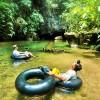 Innertubing Belize