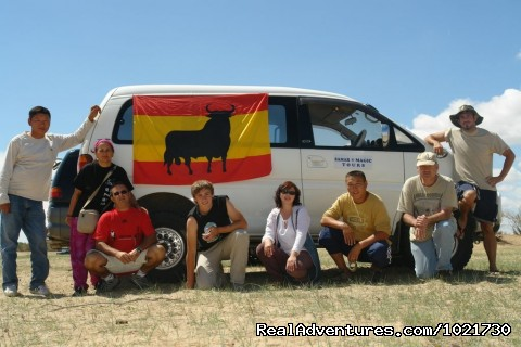 Mongolia Grand Samar Magic Tours - Mongolia Samar Magic Tours