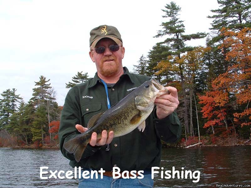 Excellent Fishing | Image #3/15 | Lakeside Getaway in Maine