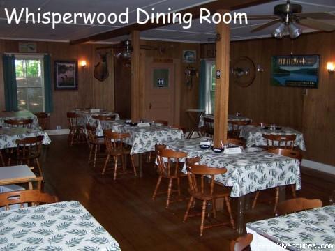 Dining Room - Lakeside Getaway in Maine