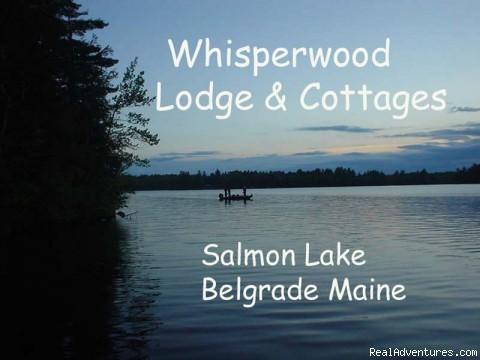 Peaceful Salmon Lake (#6 of 20) - Lakeside Getaway in Maine