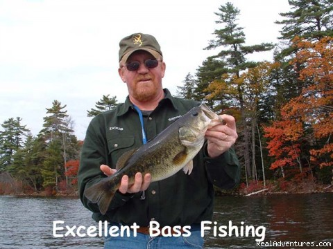 Excellent Fishing (#3 of 20) - Lakeside Getaway in Maine