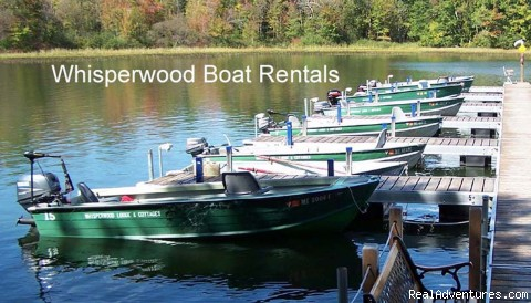 Boat Rentals - Lakeside Getaway in Maine