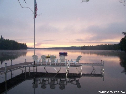 Enjoy   - Lakeside Getaway in Maine