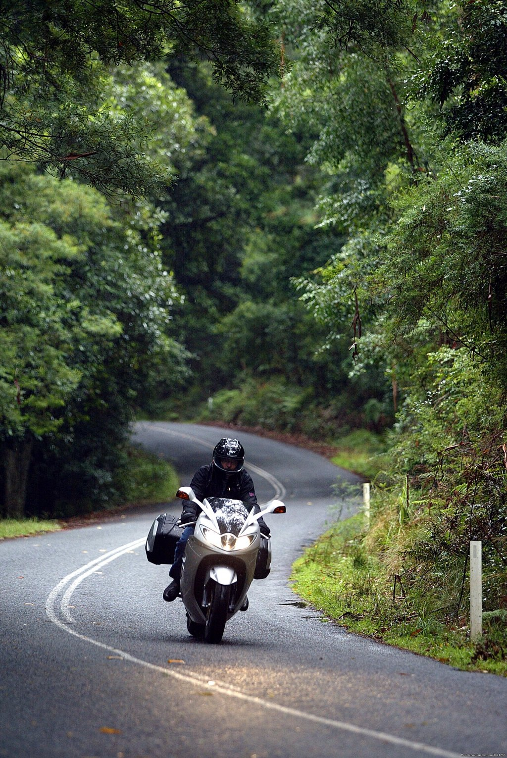 Self-ride motorcycle tours throughout  Australia. 