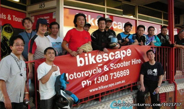 Japan BMW Tour - Bikescape Motorcycle Tours & Rentals