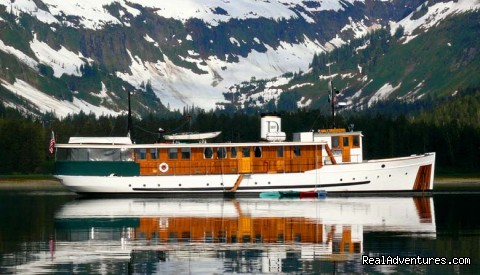 Image #11 of 11 - Alaska Yacht Charters aboard Discovery