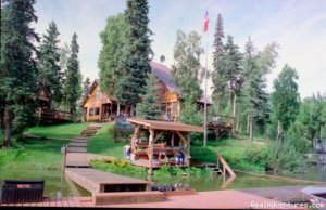 Alaska's Northwoods Lodge Skwentna, Alaska Fishing Trips