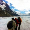 Athabasca Glacier Ice Walk -  Rockies