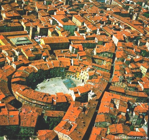 Sight of Lucca - Koine Center - Italian and culture language