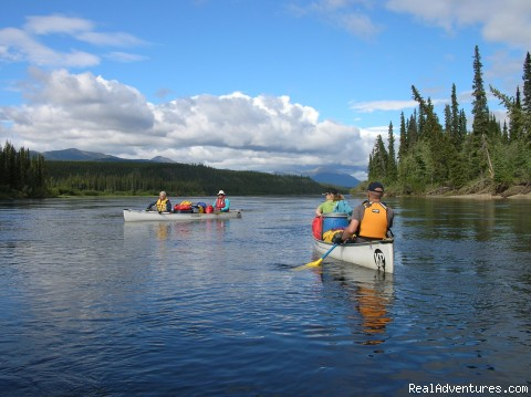 - Yukon River: River of Dreams