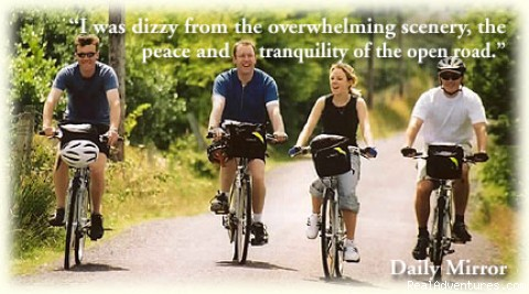 Irish Cycling Safaris Dublin, Ireland Bike Tours