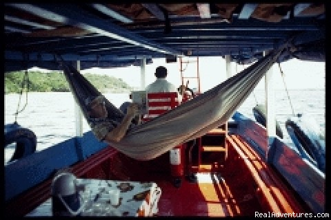 Siesta Amazon Style (#3 of 9) - Amazon Houseboat Tours