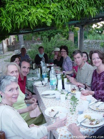 Il Chiostro Tuscan Country Cooking Cooking Schools Siena, Italy