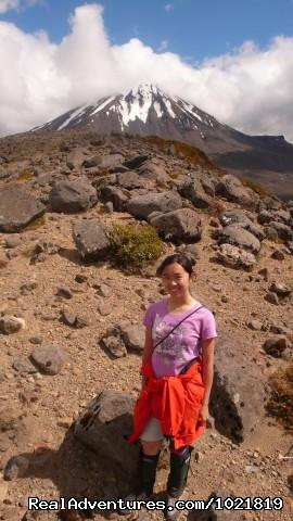 Tongariro National Park - Hiking New Zealand