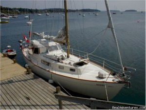 Discovery Sailing RYA Sail Training Centre Chester Basin, Nova Scotia Sailing & Yacht Charters