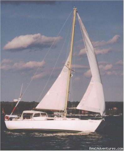 Michaela - Discovery Sailing CYA Cruising courses
