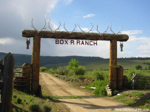 Box R Ranch : A True West Experience Dude Ranch Cora, Wyoming