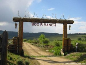 Box R Ranch : A True West Experience Cora, Wyoming Dude Ranch