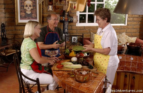 Mexican Cooking Class - ENCUENTROS immersion Spanish