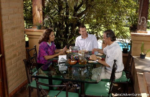 Mexican homestays - ENCUENTROS immersion Spanish