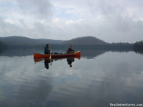 Canoeing | Image #2/9 | POW-WOW Wilderness Trips