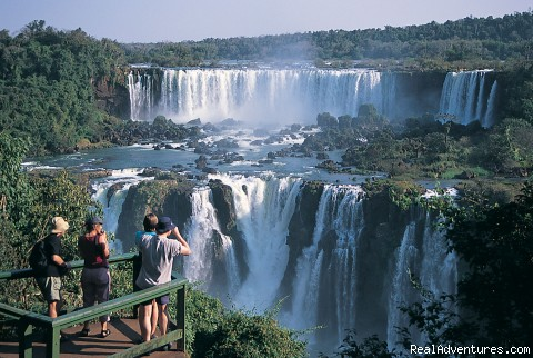 Iguacu Falls - The Adventure Company