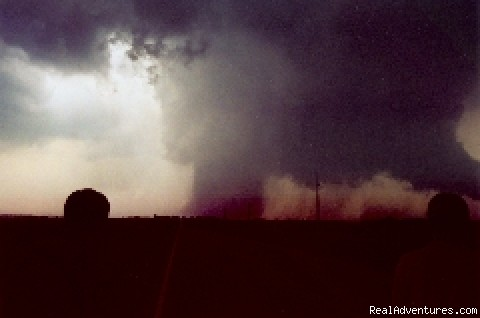 Silver Lining Tours: Tornado in Iowa