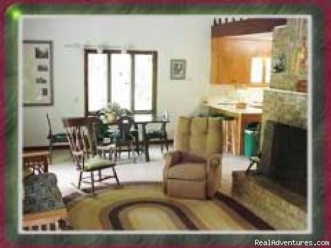 Living room - TreeTops