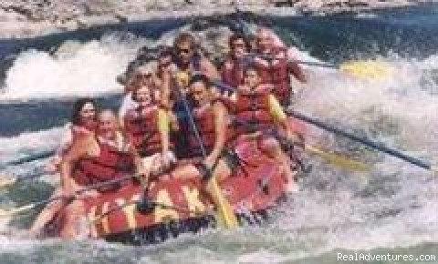 Rafting Canada/USA ... - Hidden Trails - outdoor vacations worldwide