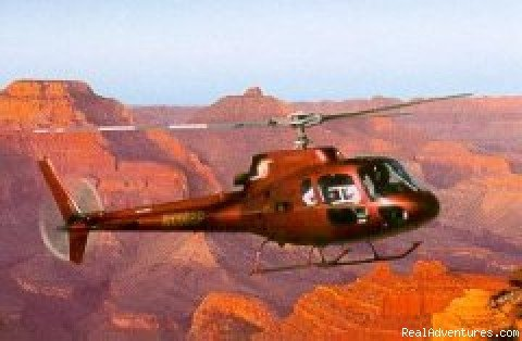 Grand Canyon Jet-Helicopter Experience | Image #3/5 | A T V Action Tours, Inc.