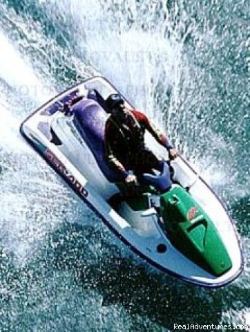 Jet-Ski Experience On Lake MEad - A T V Action Tours, Inc.