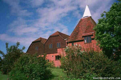 Hallwood Farm Oast Bed and Breakfast
