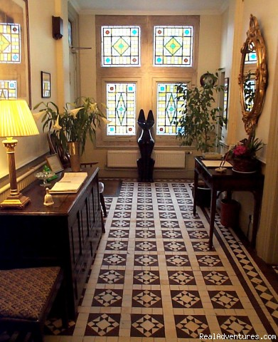Hallway - Dorian House