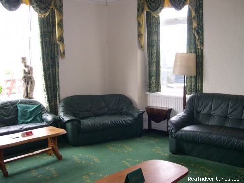 residents lounge - Min-y-Mor Hotel